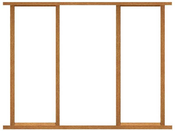 Wooden Doors & Frames – SLV Timbers